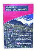 WILDERNESS FIRST AID MANUAL
