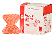 TUFFLEX  ELASTIC  FINGERTIP BANDAGES  40 CT.   SALE !!