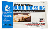 "WATER-JEL BURN FACE MASK 12""X16"""