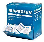 IBUPROFEN 250/2'S  (500 TOTAL TABLETS) .....Great Price !