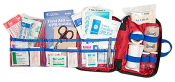 DELUXE SOFT SIDE NYLON FIRST AID KIT