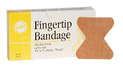 FINGER-TIP ELASTIC BANDAGES, 10/UNIT
