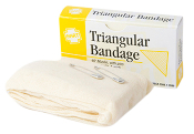 "TRIANGULAR BANDAGE, 40"", 1/UNIT"