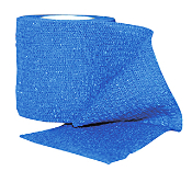 "BLUE COHERE WRAP, 2"" x 5 YARDS"