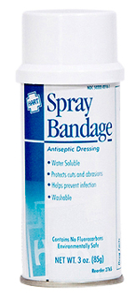 SPRAY BANDAGE 3 OZ. HART