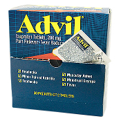 ADVIL UNIT DOSE PACKAGE 50/2s