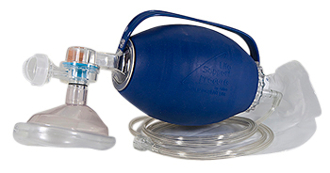 LIFESAVER RESUSCITATOR, BAG RESERVOIR, ADULT