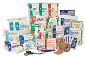3 SHELF FIRST AID CABINET REFILL ONLY, NO MEDS