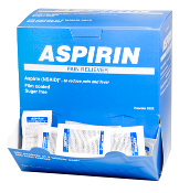 "HART ASPIRIN 250/2""s (500 TOTAL TABLETS"