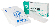 EYE PADS 4 PER UNIT BOX