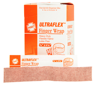 HART ULTRAFLEX HEAVY DUTY FINGER WRAP BANDAGE