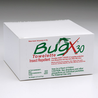 BUG-X INSECT REPELLENT