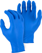 "MAJESTIC NITRILE GLOVES, BOX OF 100  ""SALE PRICE"""